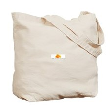 Don't overfeed goldfish. Tote Bag