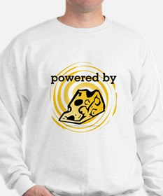 Powered By Cheese Sweatshirt