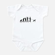 Greyhound Evolution Infant Bodysuit