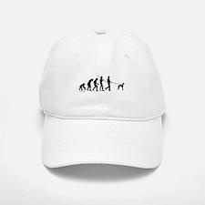Greyhound Evolution Baseball Baseball Cap