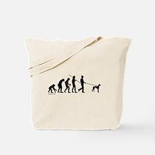 Greyhound Evolution Tote Bag