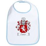 Canonici Family Crest Bib