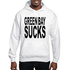 Green Bay Sucks Hooded Sweatshirt