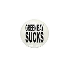 Green Bay Sucks Mini Button (10 pack)