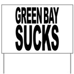 Green Bay Sucks Yard Sign