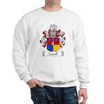 Cantelli Family Crest Sweatshirt