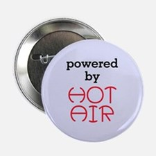"Powered By Hot Air 2.25"" Button"