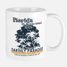 Florida - St. George Island Beach Mugs
