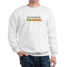 Powered By Biodiesel Sweatshirt