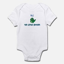 Eli - Dinosaur Brother Infant Bodysuit