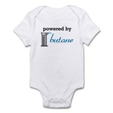 Powered By Butane Infant Bodysuit