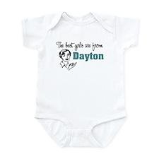 Best Girls Dayton Infant Creeper