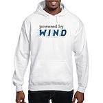 Powered By Wind Hooded Sweatshirt