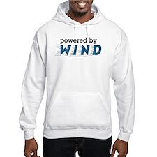Powered By Wind Hoodie