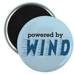 Powered By Wind Magnet