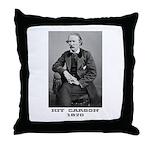 Kit Carson Throw Pillow