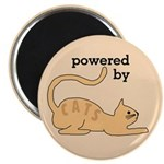 Powered By Cats Magnet