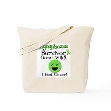 Lymphoma Survivor Tote Bag