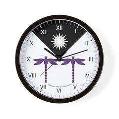 Rashida's Wall Clock