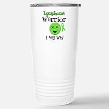 Lymphoma Warrior Travel Mug