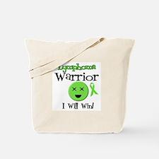 Lymphoma Warrior Tote Bag