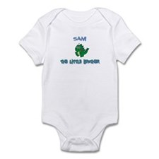 Sam - Dinosaur Brother Infant Bodysuit
