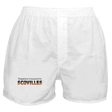 Happiness Measured in Scovill Boxer Shorts