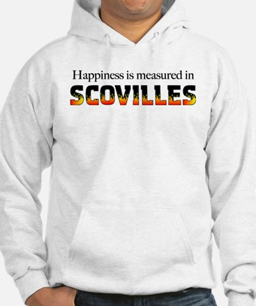 Happiness Measured in Scovill Hoodie