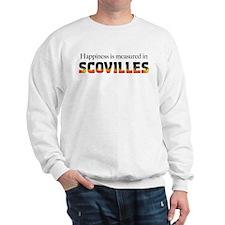 Happiness Measured in Scovill Sweatshirt
