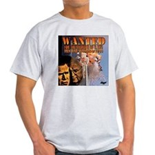 Bush Cheney 9/11 Ash Grey T-Shirt