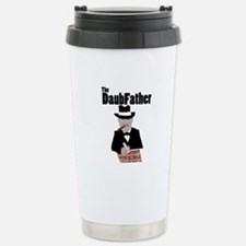 The DaubFather Stainless Steel Travel Mug