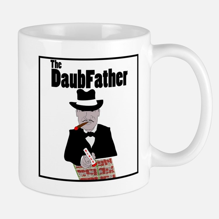 The DaubFather Coffe Mug