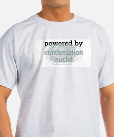 Powered By Condensation Nuclei T-Shirt