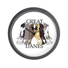 6C Lean GDs Wall Clock