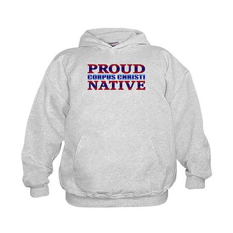 Corpus Christi Native Kids Hoodie