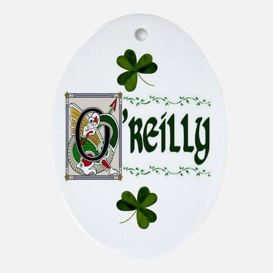 O'Reilly Celtic Dragon Ornament