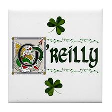 O'Reilly Celtic Dragon Ceramic Tile