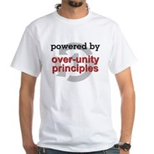 Powered By Over-Unity Shirt