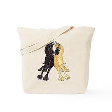 CF CBlk Lean Tote Bag