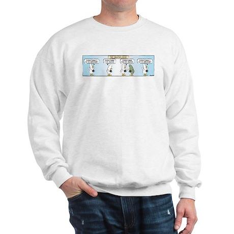 WTD: The Creative Cycle Sweatshirt