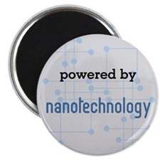 Powered By Nanotechnology Magnet