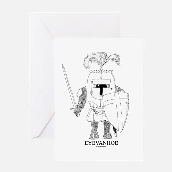 Ivanhoe Greeting Card