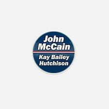 John & Kay Mini Button