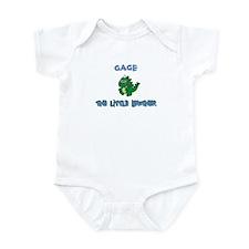 Gage - Dinosaur Brother Infant Bodysuit