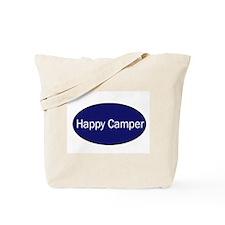 Cute Camping humor Tote Bag