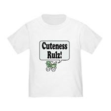 Cuteness Rulz! -  T