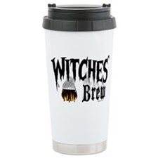 Witches Brew H Travel Coffee Mug