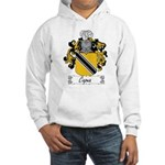 Capua Family Crest Hooded Sweatshirt