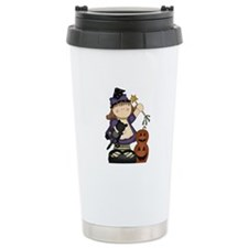 Cute Witch Travel Mug