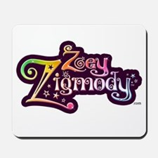 Zoey Zigmody's Official Store Mousepad